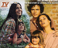 1973 SUNSHINE DVD MOVIE & 1977 SUNSHINE CHRISTMAS DVD MOVIE, Cliff ...